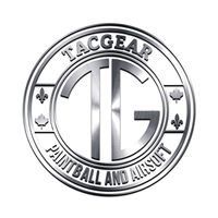 logo de tacgear boutique d'équipements de Paintball