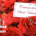Cadeau de la bijouterie del moral pour la saint valentin collier coeur en stainless