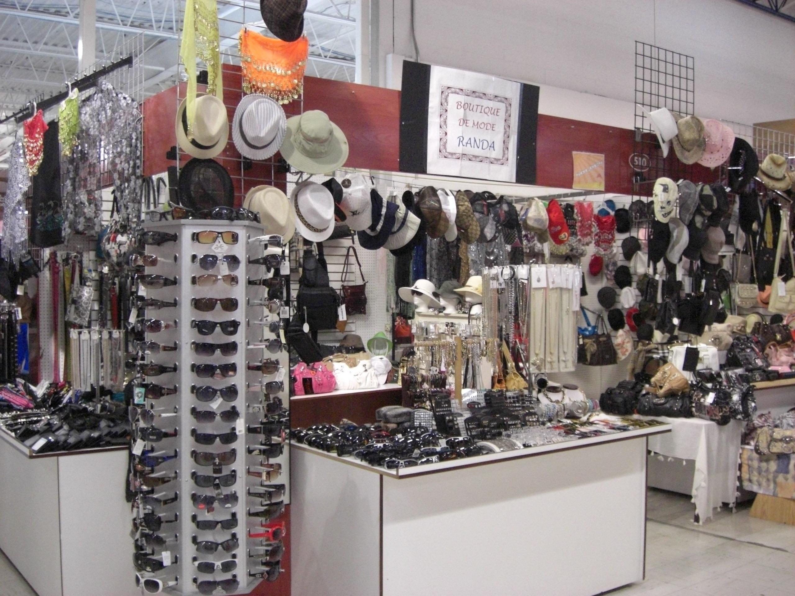 Boutique Rhanda, ceinture, foulards, sacs et accessoires