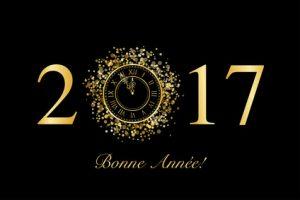 bonne et heureuse année des Boutiques Marcado